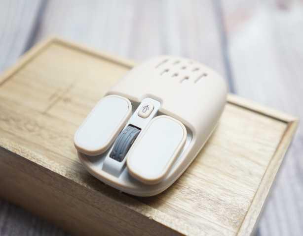 黑科技鼠标,语音打字代表---咪鼠智能语音鼠标S5B