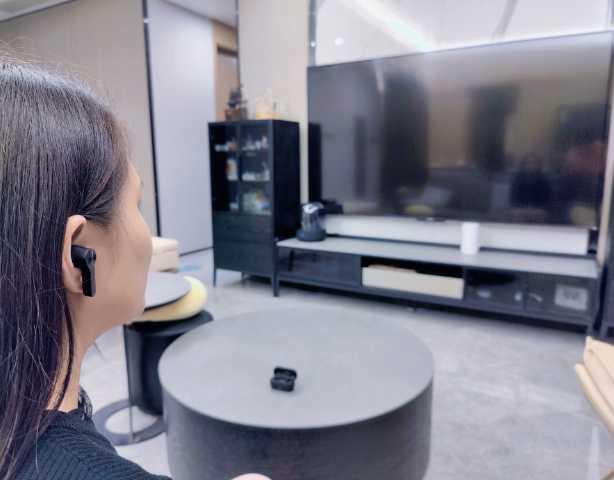 畅爽游戏体验,雷柏VM700S蓝牙TWS背光游戏耳机