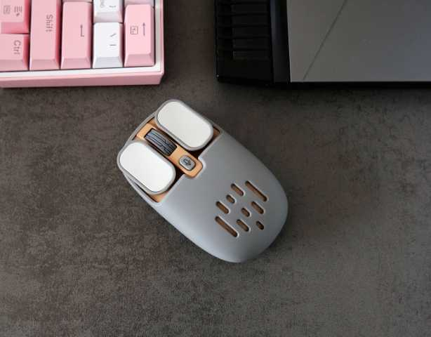 """这鼠标让你成为最""""快""""的仔,每分钟400字,咪鼠智能语音鼠标S5B"""