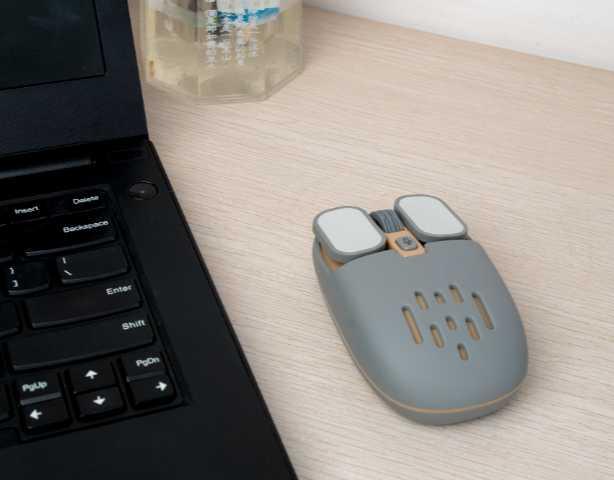 手动打字太累,找个秘书太贵?试试这款咪鼠智能语音鼠标S5